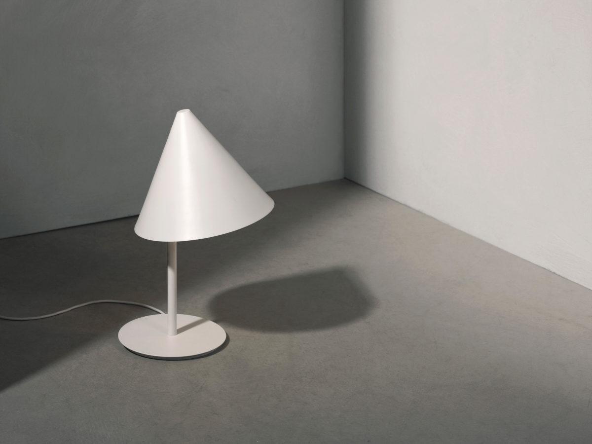 Conic Lamp Menu