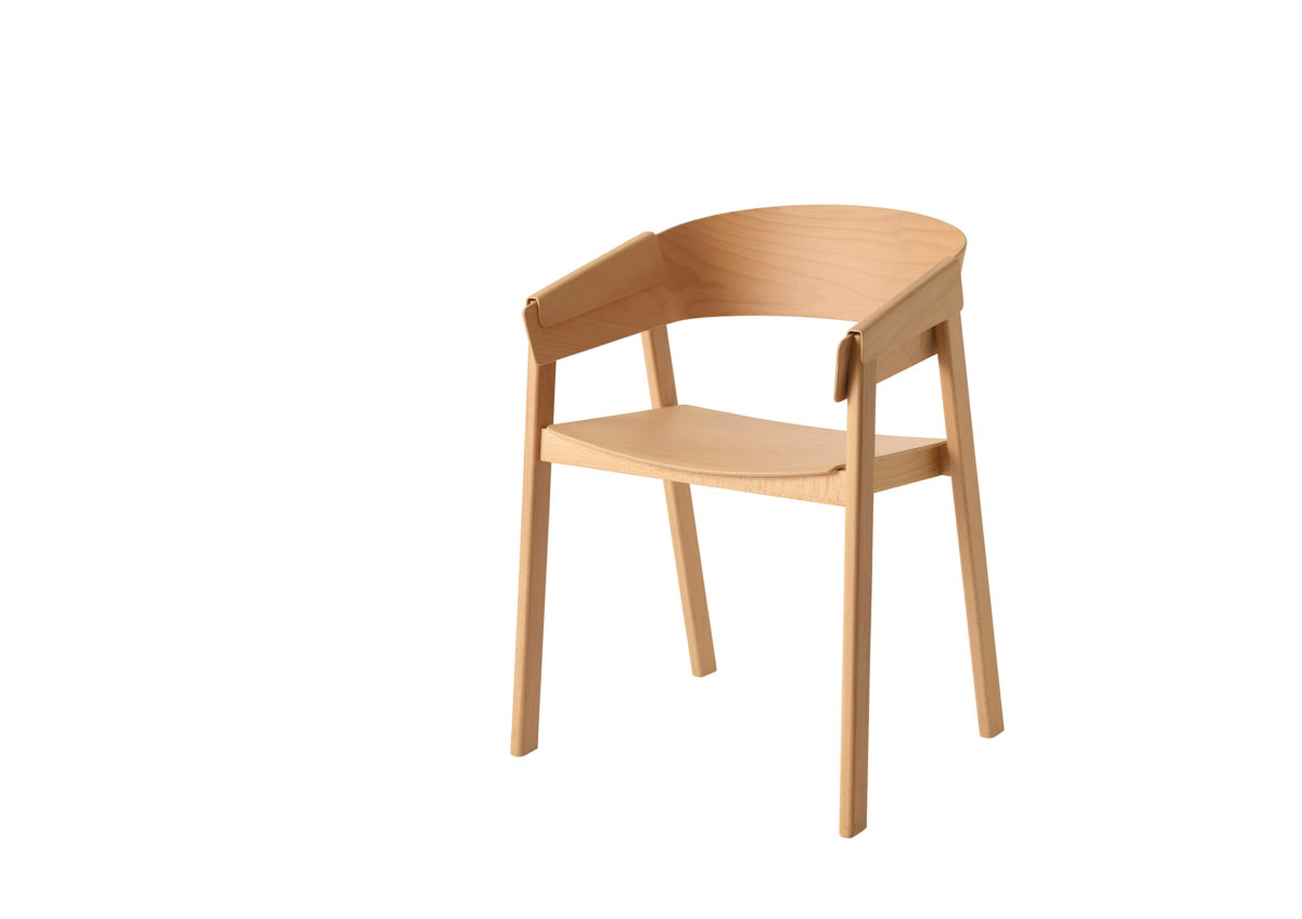 Cover chair tbid muuto bent plywood