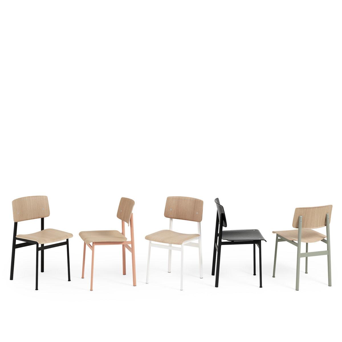 Loft Chair Thomas Bentzen Industrial Design