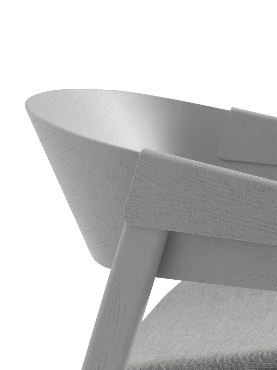 Cover Lounge Chair Thomas Bentzen Industrial Design